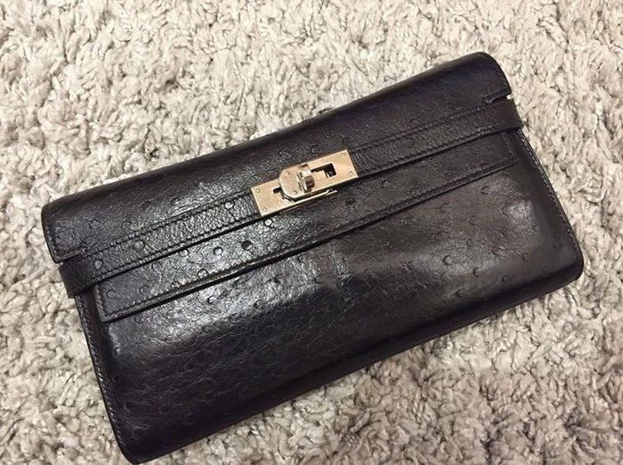 Kelly wallet