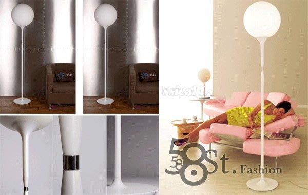 【58街】義大利設計師款式「海狸落地燈」。複刻版。GU-065