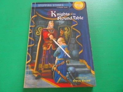 大熊舊書坊-Knights of the Round Table 9780394875798 有黃斑 -東4