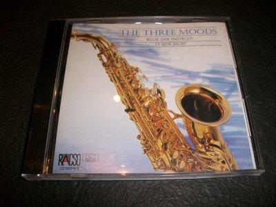 CD-THE THREE MOODS/新加坡版