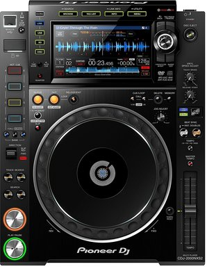 《PLAYER》Pioneer DJ CDJ-2000NXS2 播放器