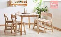 北歐風一桌兩椅+雙人椅 搶購中...