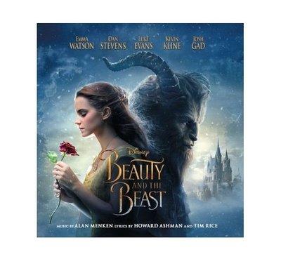 合友唱片 美女與野獸 Beauty and the Beast / 電影原聲帶 亞洲限量盤) O.S.T. CD