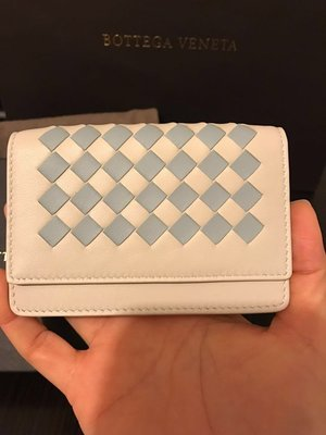BV Bottega Veneta卡片皮套card holder (100%全新現貨,購自意大利專門店,有單據)