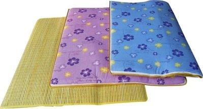 GiGi居家寢飾生活館~冬夏兩用床墊-絲棉床墊~雙人5*6尺