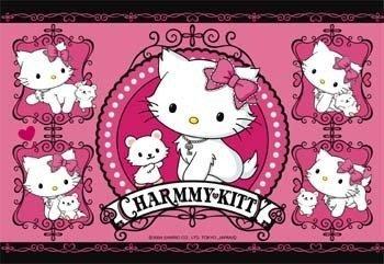 (藝)日本拼圖原裝進口拼圖 300片拼圖  亮彩效果 三麗鷗  凱蒂貓 KITTY˙ *絕版珍藏