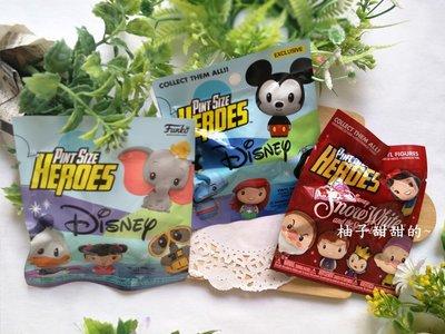 日本帶回-Funko Pint Size 迪士尼  公仔 Disney 卡通人物 迷你公仔  驚喜包 【柚子甜甜的~】