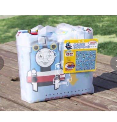 (現貨)聚丙烯 厚墊 約180x180cm 約4-5人用 內層鋁製 跟手提收納袋 地蓆 地墊 Thomas 火車頭 湯瑪士 日本直送 全新品