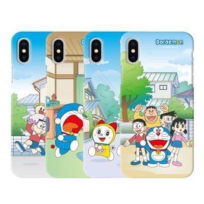 哆啦A夢 小叮噹 硬殼 手機殼│S7 Edge S8 S9 S10 S10e│z8679
