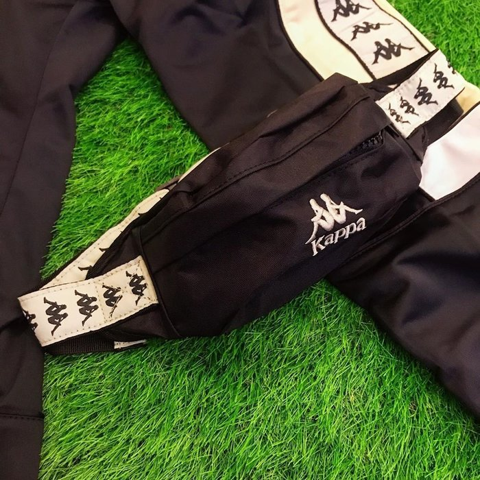 ☆AirRoom☆【現貨】Kappa 222 Banda Anais Authentic Pouch Bag 串標 小包