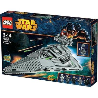 樂高 LEGO 75055 Imperial Star Destroyer 星際大戰 帝國滅星戰艦