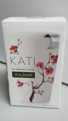 特價出清!!  卡緹茗 茶杯 (櫻花) Kait Tea Brewing System - Cherry Bloss