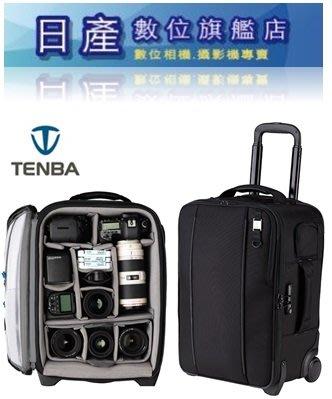 【日產旗艦】天霸 Tenba Roadie Roller 21 638-713 綜藝Hybrid 路影拉桿箱 滾輪攝影包