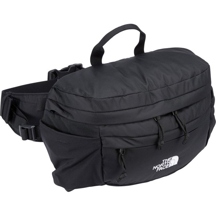 KS▸日本限定 THE NORTH FACE Spina TNF 5L 黑色  機能腰包 側背小包【NM71800-K】
