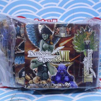 GT181201-40** 全新 海洋堂 YANOMAN DEMON'S CHRONICLE VII 7 惡魔棋 盒蛋 全10種 齊基本款
