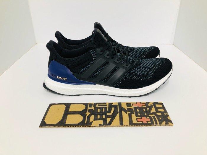 特價 ADIDAS ULTRA BOOST OG 1.0 BLACK 黑 紫 編織 黑藍 慢跑 休閒 男女 G28319