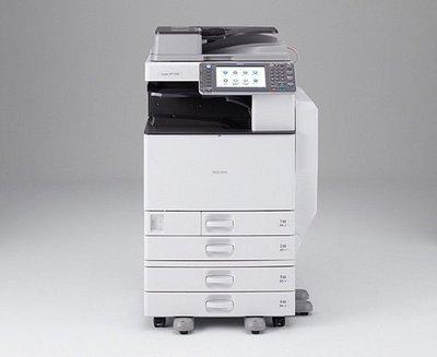 理光 ricoh MPC3502 彩色中古影印機 C3502 含安裝
