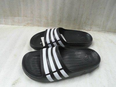 【n0900台灣健立最便宜】2016 ADIDAS Duramo Slide K-兒童拖鞋-G06799