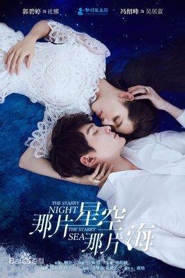 【那片星空那片海1】【國語中字】【馮紹峰 郭碧婷】DVD