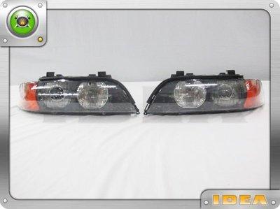 泰山美研社294 BMW E39 大燈美容 拋光 刮傷霧化還原 E90 E60 E87 W203 W204 W210