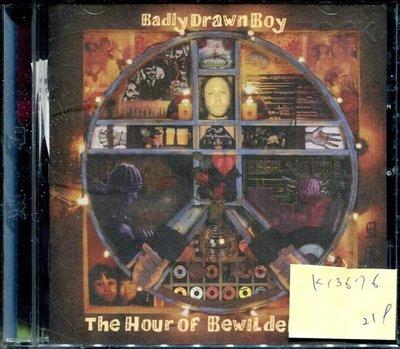 *真音樂* TNXL CD133 BADLY DRAWN BOY / THE HOUR OF BEWILDERBEAST 二手 K13676