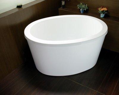 秋雲雅居~D1系列(125x90x64cm)獨立浴缸/古典浴缸/復古浴缸/泡澡浴缸/壓克力浴缸  放置即可泡澡免安裝!!