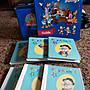出清0-3歲 寰宇迪士尼 CD+DVD+Lyrics+Guide+盒子