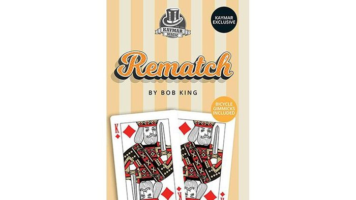 【天天魔法】【S1167】正宗原廠~REMATCH by Bob King and Kaymar Magic