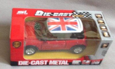 全新英倫風Die-cast metal1:32