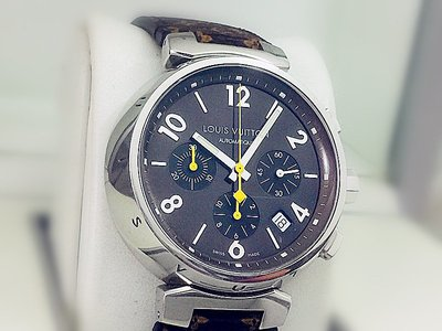準時鐘錶Louis Vuitton Tambour 計時 高價收買 | 購買勞力士 | ROLEX | 二手錶