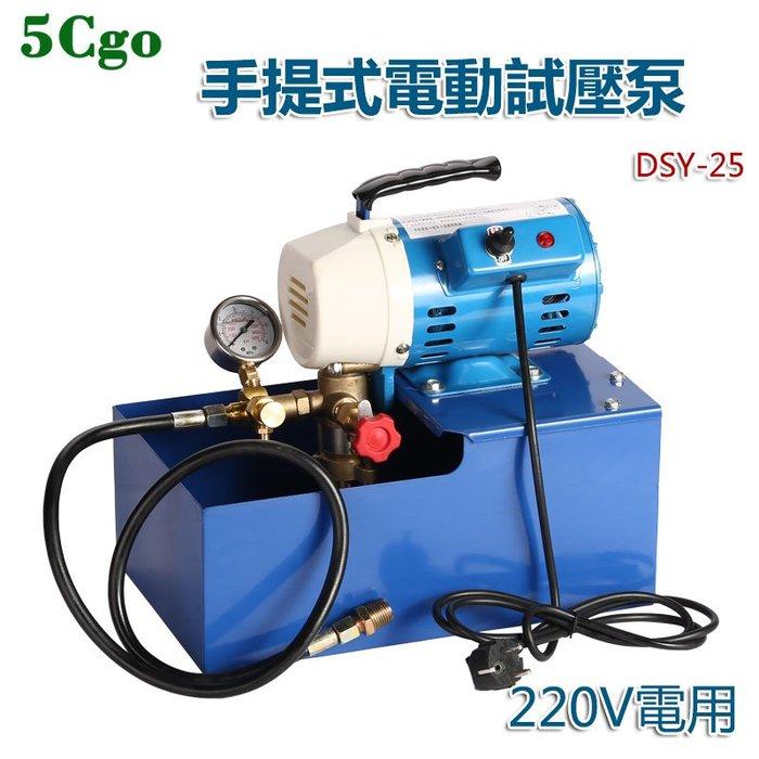 5Cgo【批發】含稅 手提式電動試壓泵 PPR水管道試壓機 雙缸打壓泵打壓機220V 557587977914