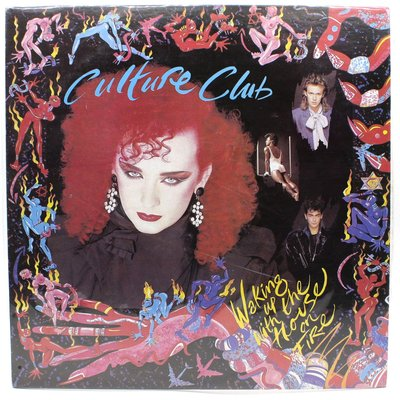 Culture Club Waking Up With The House 600900000087 再生工場1 03