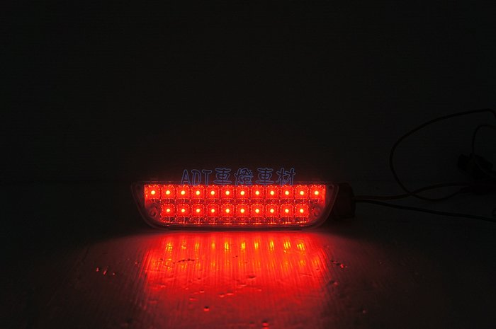 ~~ADT.車燈.車材~~HONDA CR-V CRV 03~12 2代 3代 3.5代 LED 第三剎車燈 第三煞車燈