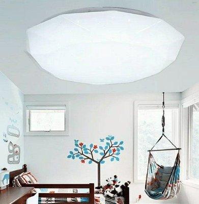 超高CP值50W鑽石星空LED吸頂燈 100~240V全電壓 保固二年