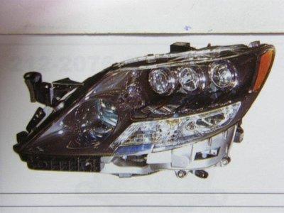 凌志 LEXUS LS460 09 大燈 頭燈 各車系後燈,霧燈,橡皮,開關,來令片,煞車盤,燈泡 歡迎詢問