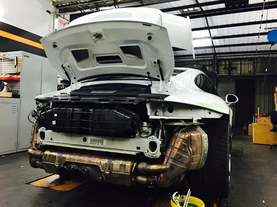 國豐動力 PORSCHE 911 系列 客製化 可變閥門 歡迎洽詢
