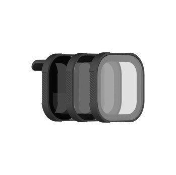 PolarPro for GoPro Hero8 減光鏡組 【 ND8 ND16 ND32 共三片】台南PQS