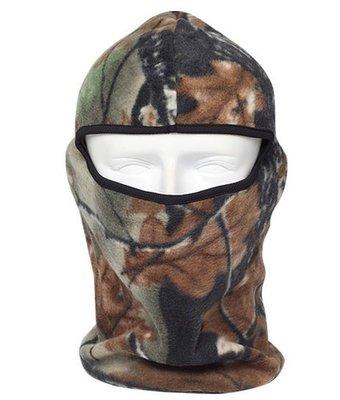 【大山野營】TNR-084 戶外登山露營賞鳥 刷毛頭套 頭套 保暖頭罩 圍巾 圍脖 刷毛帽 CS面罩 魔鬼帽