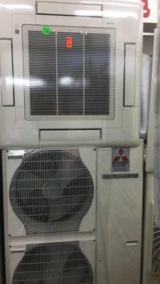翔興二手冷氣市場 二手三菱5匹天花式分體機(單相電)