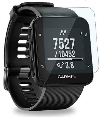 (買到賺到)GARMIN Forerunner 35 鋼化玻璃貼 硬度 高硬度 高清晰 高透光 9H