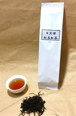 日月潭台茶18號 紅玉紅茶