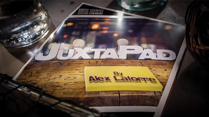 [魔術魂道具Shop]鬼移讀心便利貼~~JuxtaPad by Alex Latorre and Mark Mason