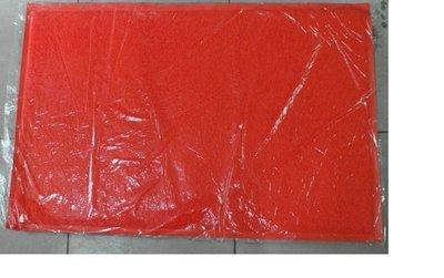 踏墊 地墊 吸水墊 腳踏墊 紅地墊 吸水刮泥墊 底部橡膠加強防滑 大 2尺*3尺 60*90CM 桃園市