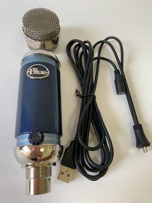 【Wowlook】整新機 Blue Spark Digital 星火美國專業錄音室USB麥克風