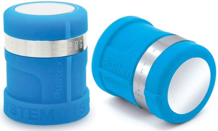 ☆波西米亞人☆西班牙設計 Pulltex AntiOx抗氧化葡萄酒瓶塞/藍色(一入)