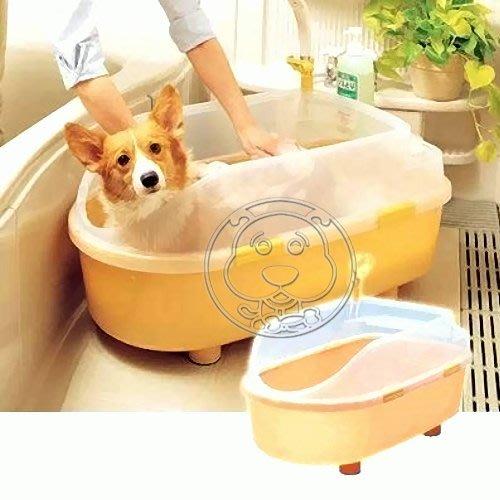 【🐱🐶培菓寵物48H出貨🐰🐹】IRIS《中小型犬貓》寵物澡盆BO-800E 特價1599元(限宅配)