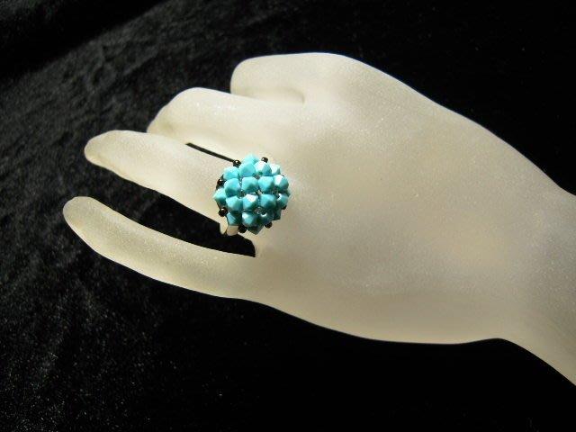 ※水晶玫瑰※ SWAROVSKI 水晶戒指~(HAND52)