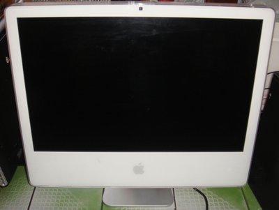 Apple iMac Core 2 Duo A1200  24吋螢幕
