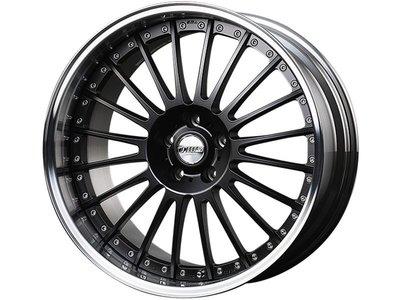 【樂駒】TWS 118F 19吋 20吋 21吋 鋁合金 鍛造 兩片式 雙片式 輪框 鋁圈 輕量化 改裝 外觀