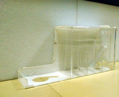 *海葵達人*乾濕分離上部式過濾槽(三層)/2尺/ 底濾式設計 / 乾溼分離